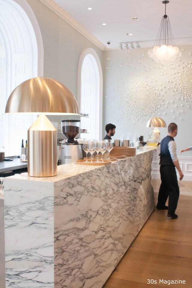 London hot spot: Restaurant Spring