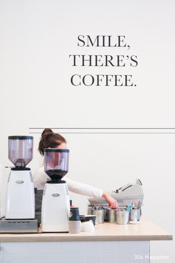 Coffee at KEET Rotterdam