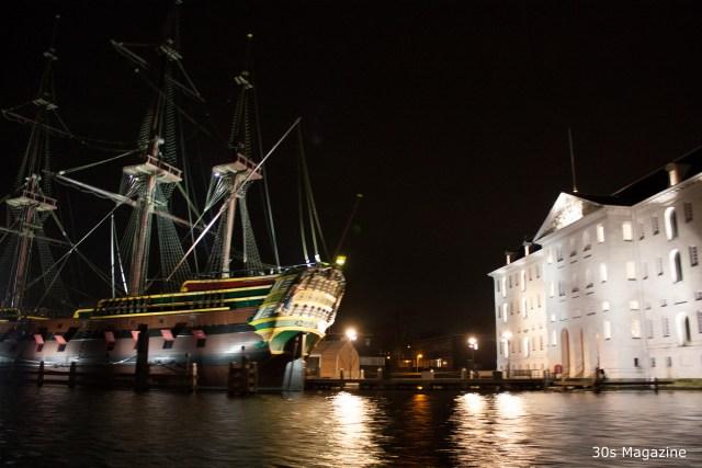 Amsterdam Light Festival Canal Cruise