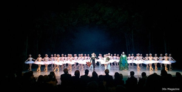 swan lake shanghai ballet