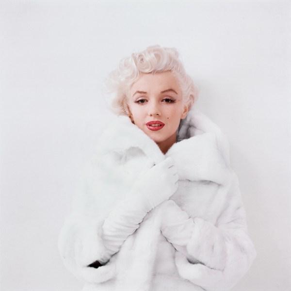 Marilyn Monroe by Milton Greene 1955