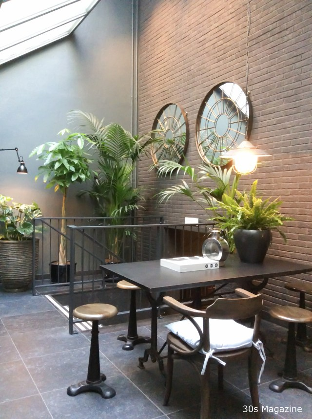 The Pulitzer's Bar Amsterdam mixes modern cocktails with classic cool