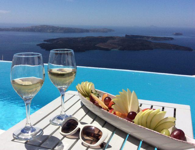 Hotel to Heart: Kapari Natural Resort on Santorini