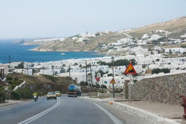 road trip Mykonos