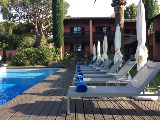 Hotel to Heart: Hotel Benkirai in Saint Tropez