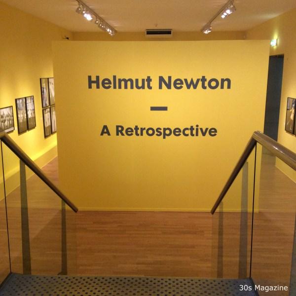 Helmut Newton exposition Amsterdam