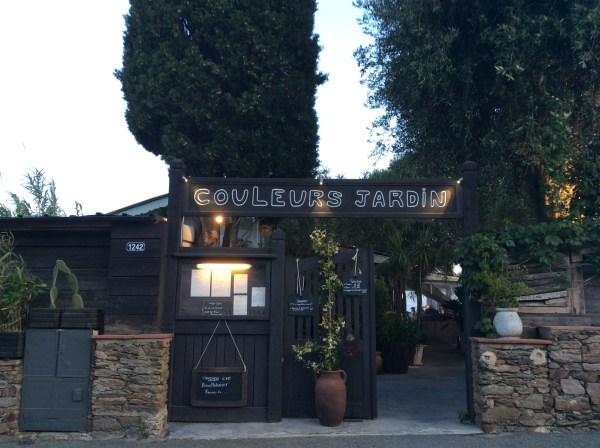 Restaurant Couleur Jardin