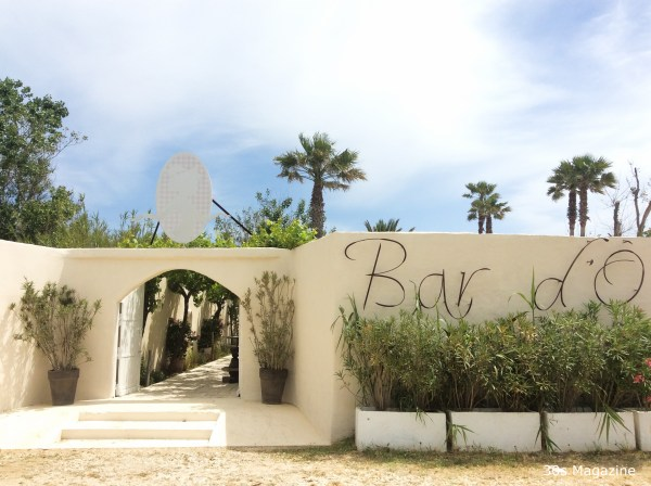 Le Bar d'O Saint Tropez