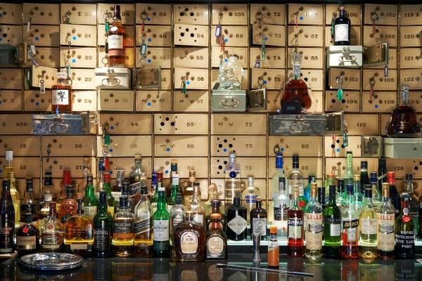 Vault Bar Amsterdam