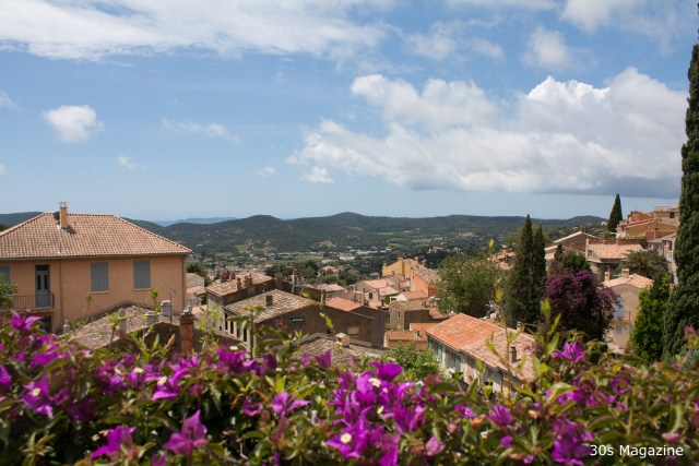 The most beautiful village in the Côte d'Azur : Bormes-les-Mimosas