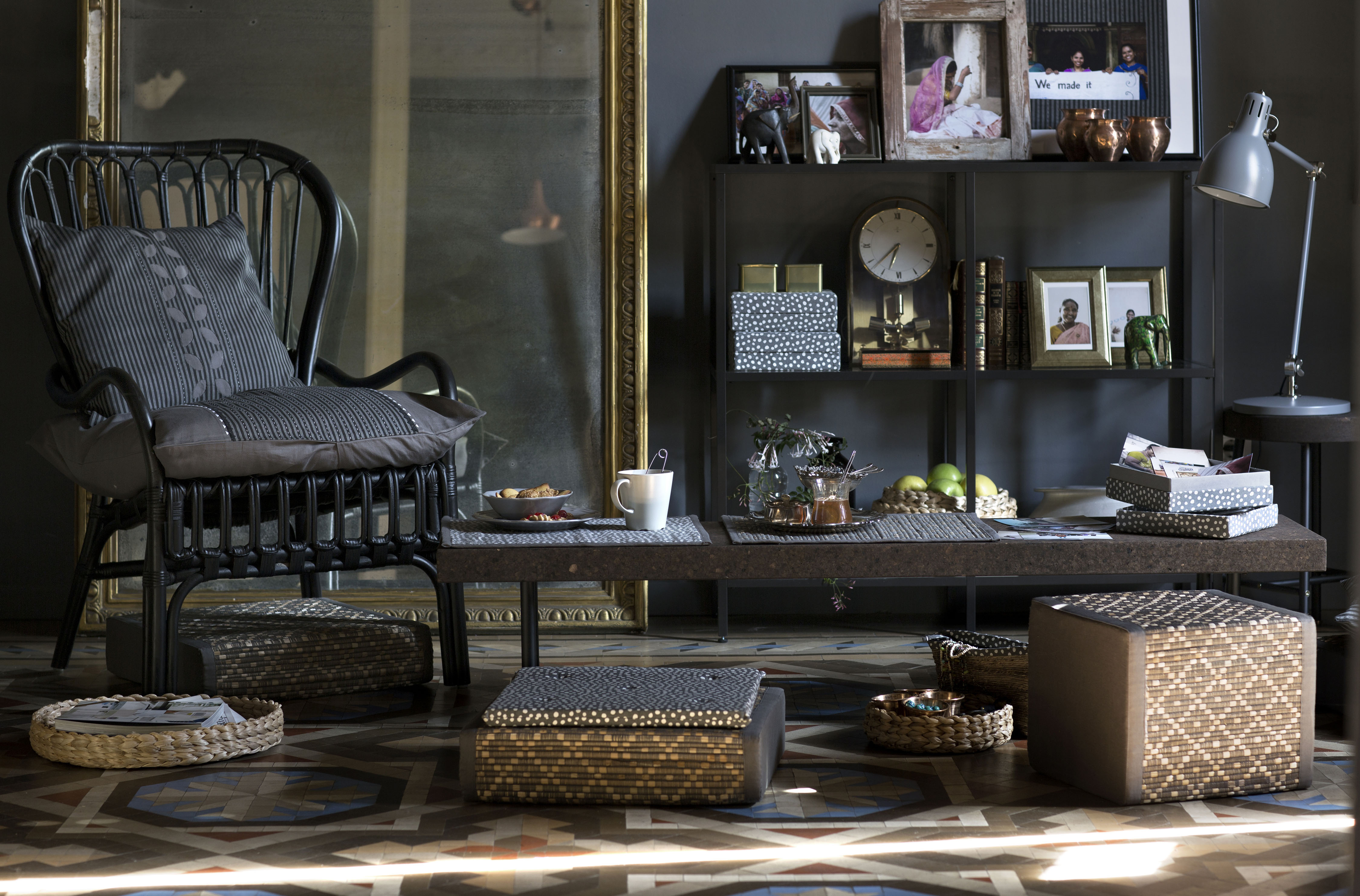 banana fiber rocking chair amazon sofa ikea 2017 catalog and collections revealed  30s magazine