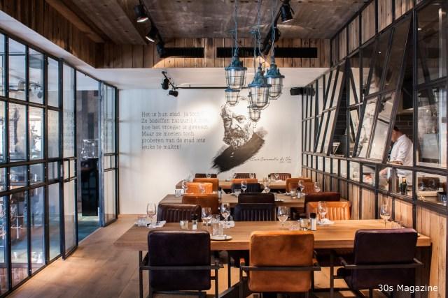 Hotspot Rotterdam: Cornelis Bar & Kitchen