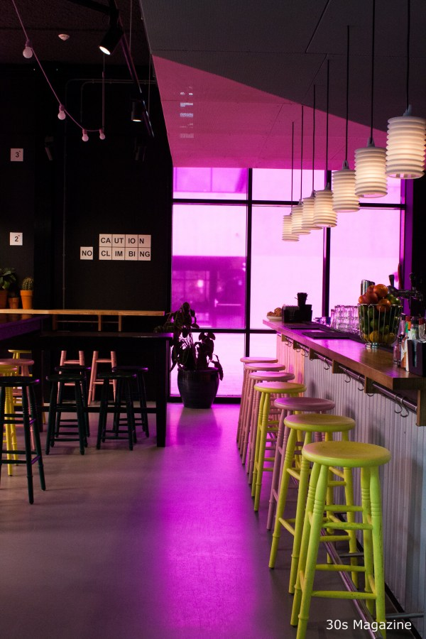 Restaurant The Pool Amsterdam