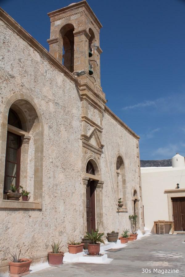 Monastery Chrisoskalitissa