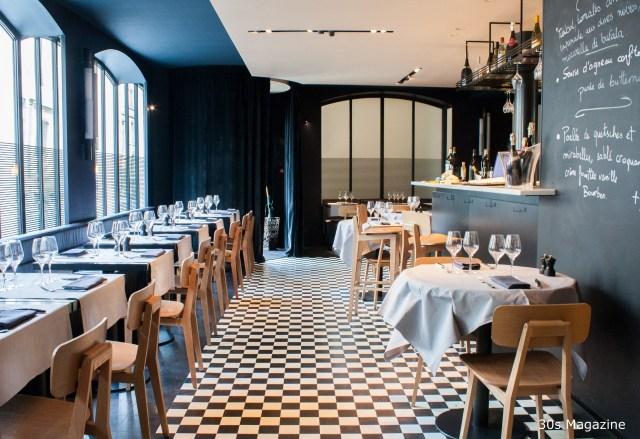 Restaurant La Régalade Conservatoire in Paris