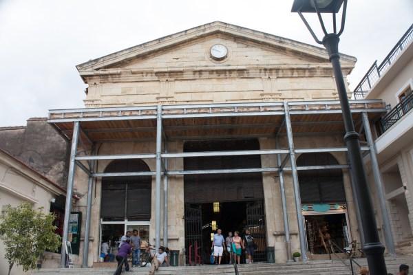 Chania Market hall