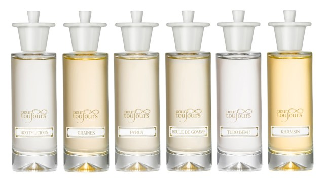 The Perfect Gift: Pour Toujours perfume