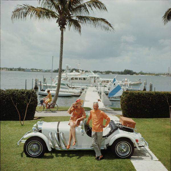 Slim Aarons - All Mine 1968