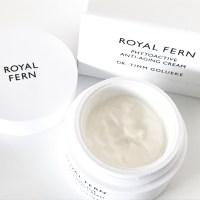 Beauty essential: Royal Fern anti-aging cream