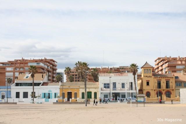 Cabanyal: Art Nouveau in Valencia's fishermen's quarter
