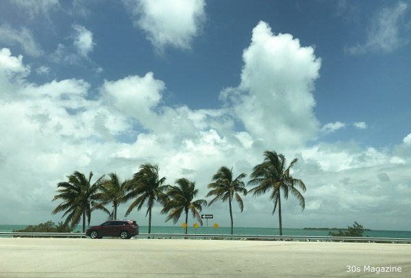 Overseas Highway one Florida