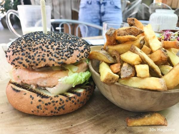Lunch Strand Zuid Amsterdam