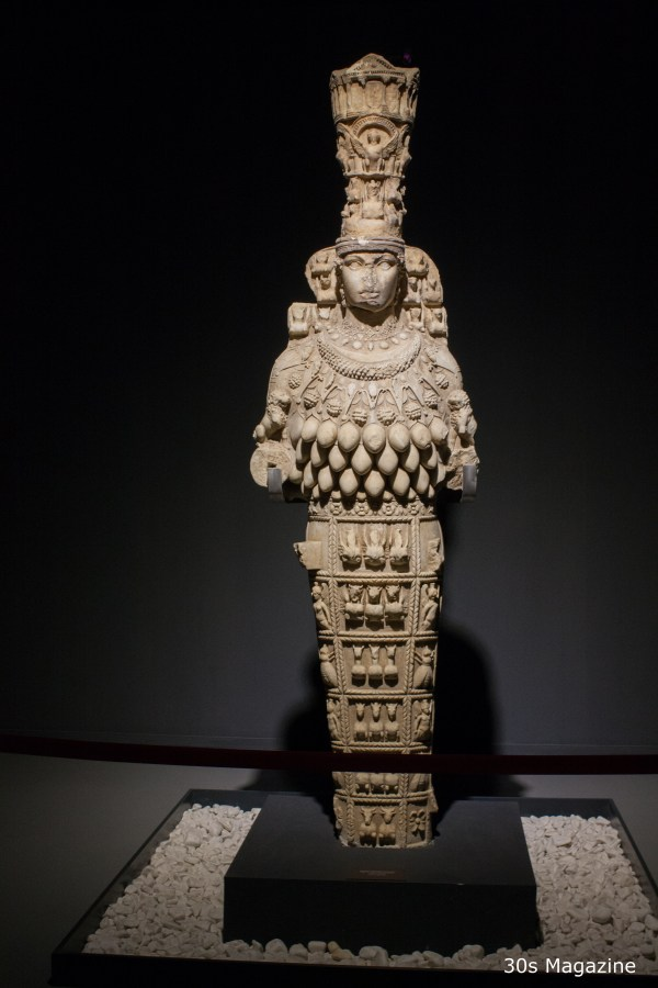 Artemis in museum