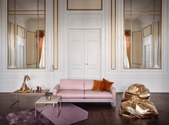 Crush on Bolia's new luxury collection