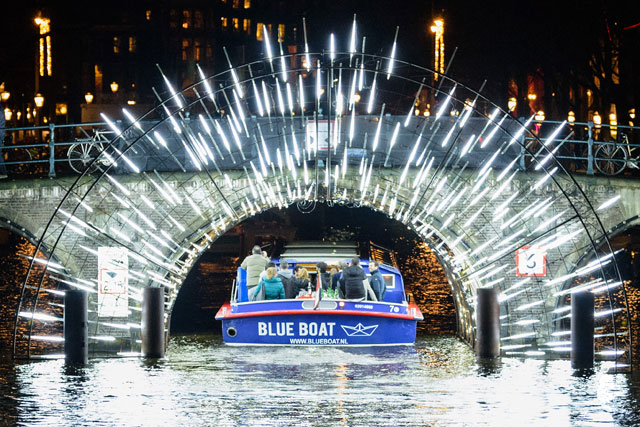 Weekend tip: Amsterdam Light Festival Canal Cruise