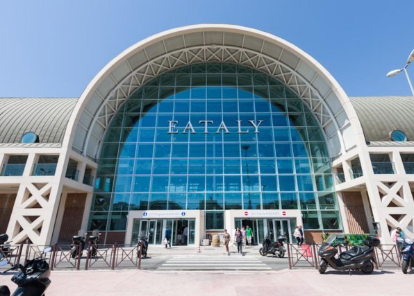 Eataly Rome; the place to taste and shop Italian food