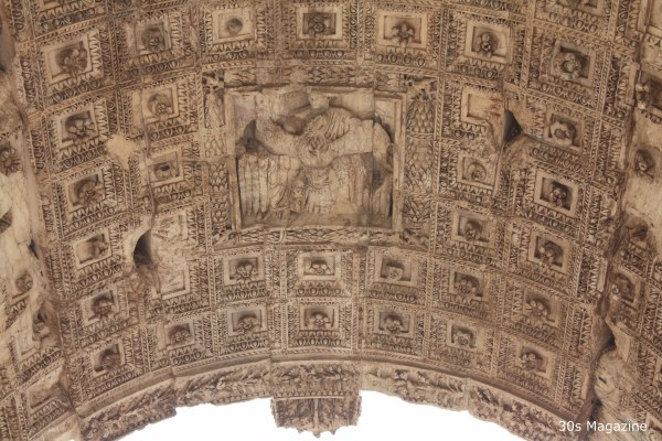 Arch of Titus Rome