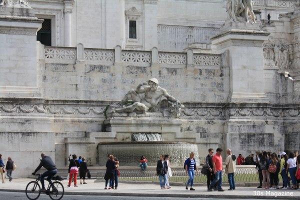 Monumnet Victor Emmanuel Rome
