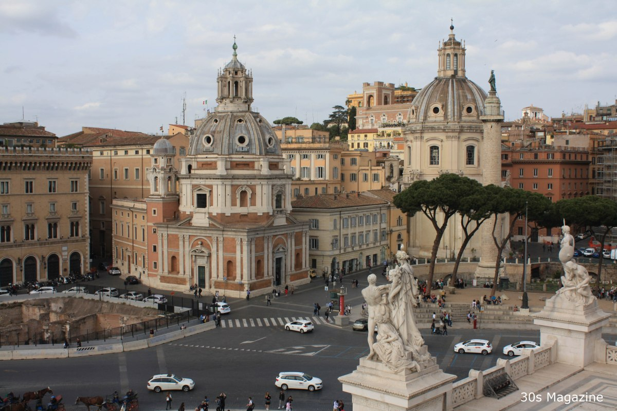 Rome in 4 days - Day 1: Monti and the Ancient sites