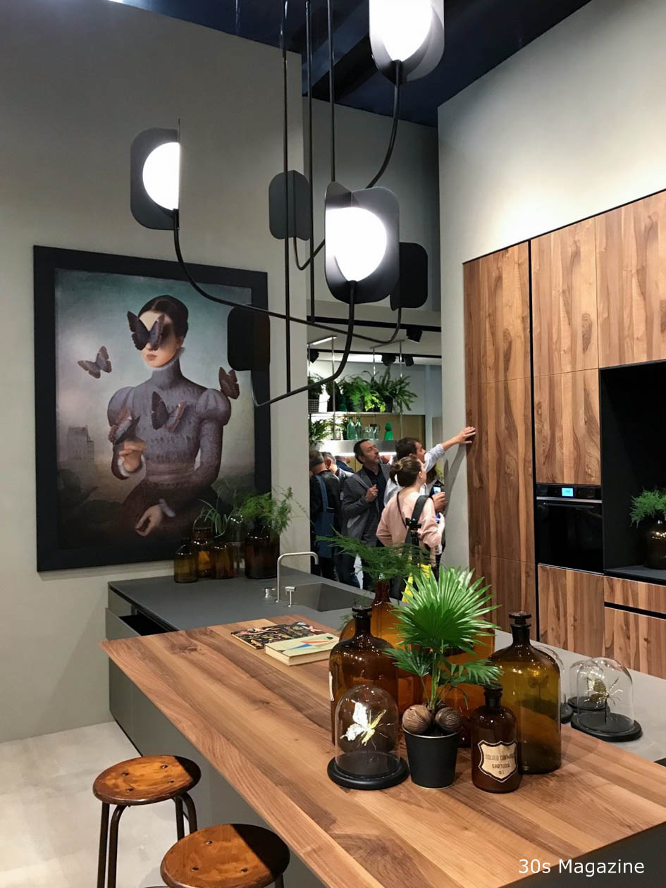 30s Magazine - Top 7 Interior Trends spotted at Milan Design