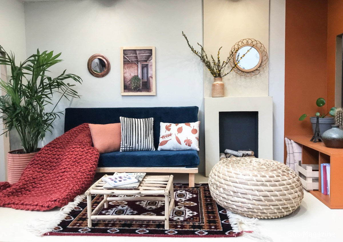 How to use the Colour Trends 2019