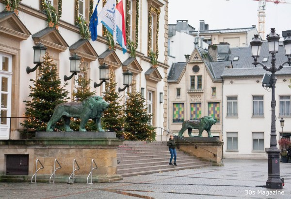 Constitution square Luxembourg