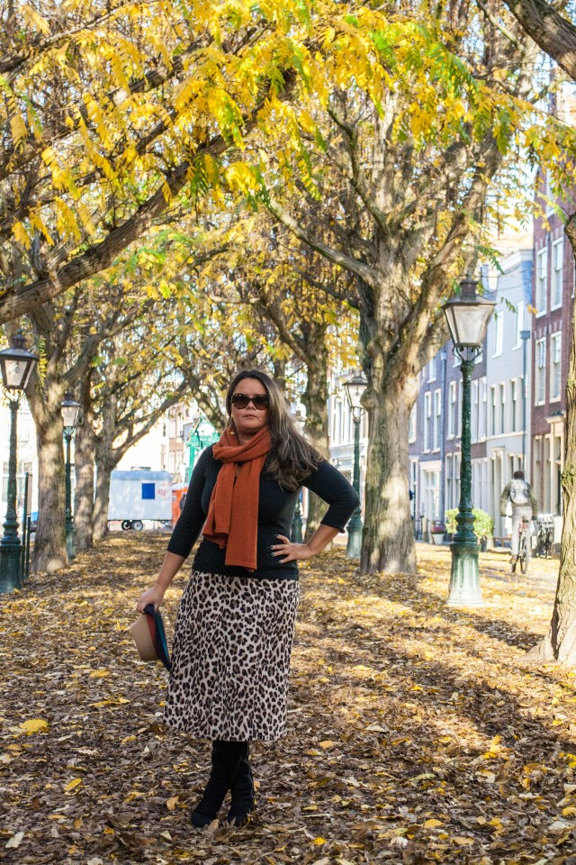The Leopard Skirt – Fall's Fashion Must-have