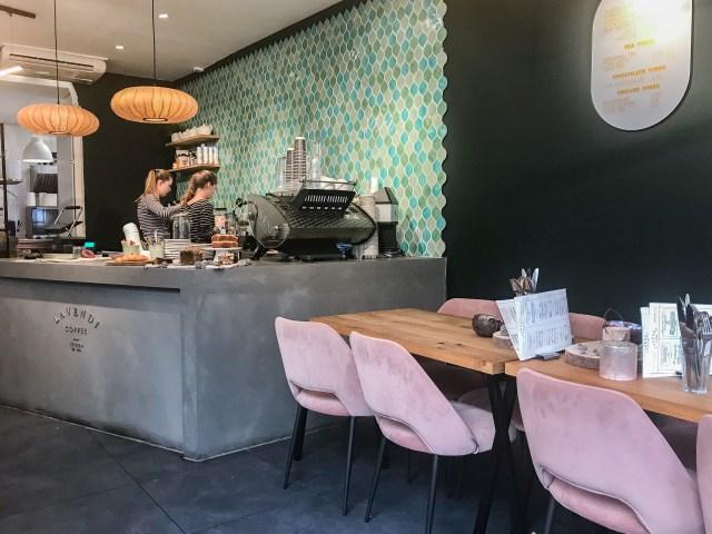 Hotspot Leiden: Lavendi Coffee