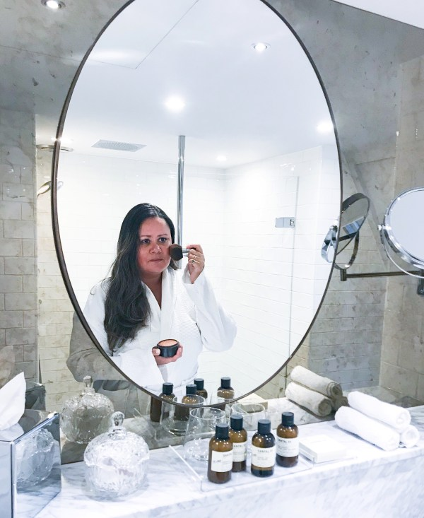 Pulitzer Amsterdam bathroom