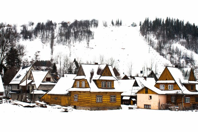 A short snow break in Zakopane, Poland