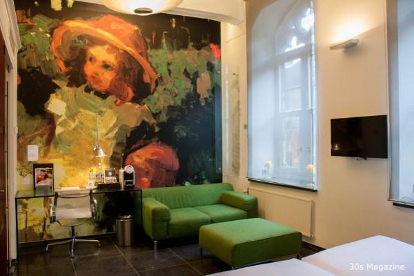 room Kruisherenhotel Maastricht