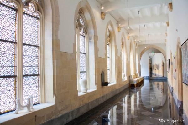 hallway Kruisherenhotel Maastricht