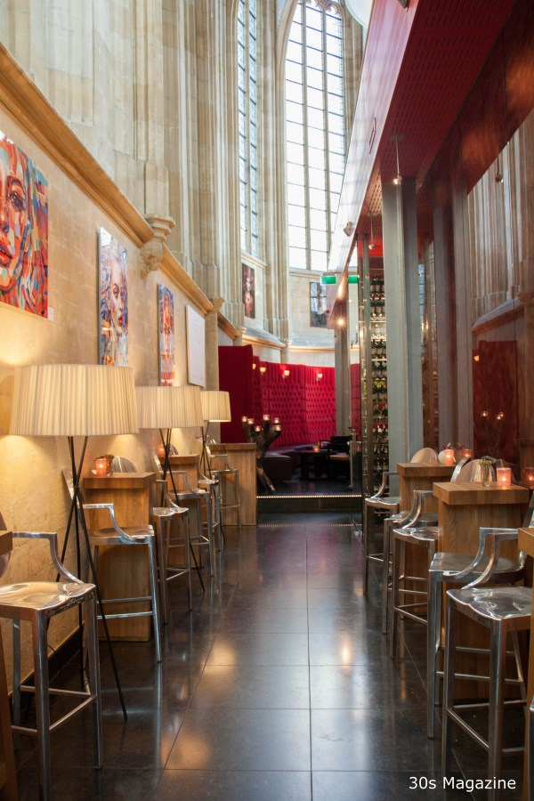 cocktailbar Kruisherenhotel Maastricht