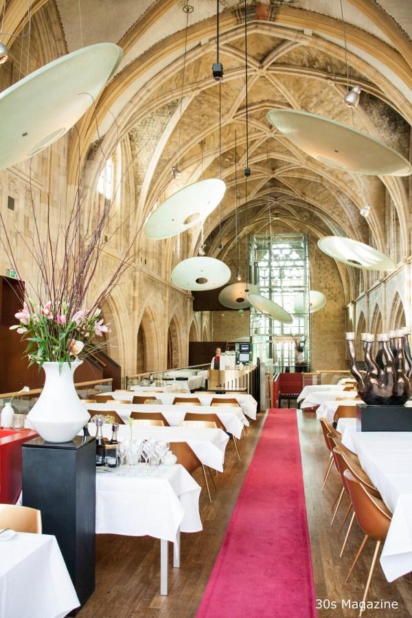 restaurant Kruisherenhotel Maastricht