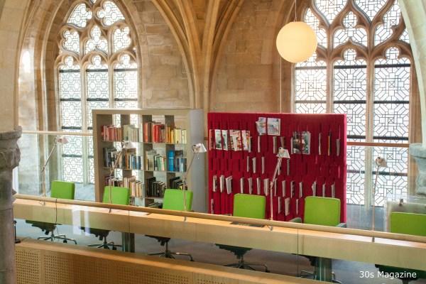 library Kruisherenhotel Maastricht