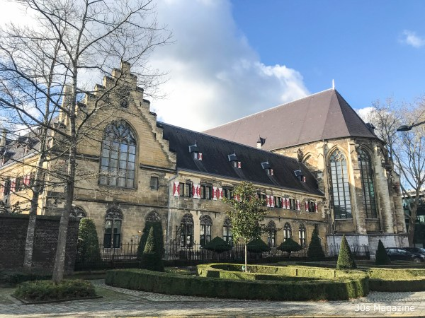 exterior Kruisherenhotel Maastricht