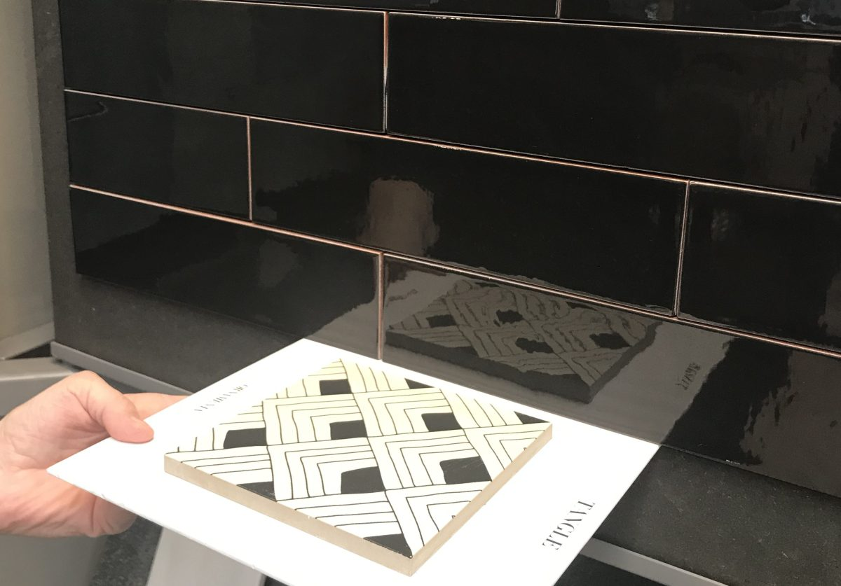 Picking out bathroom tiles - and what are the 5 top trends?