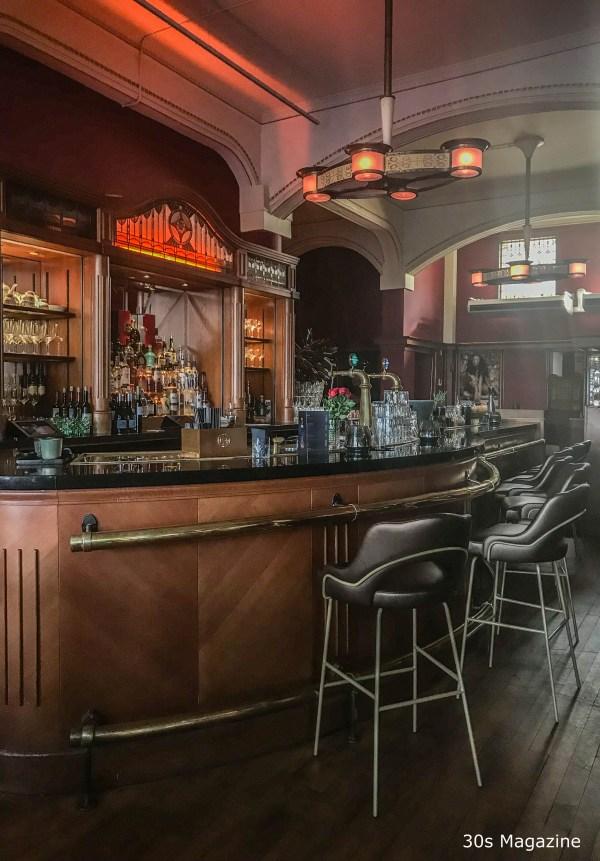 cocktailbar at Gaia Amsterdam