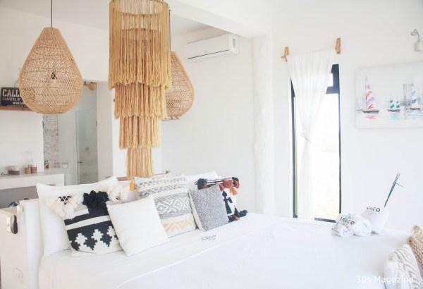 Icaco Island Village bedroom design