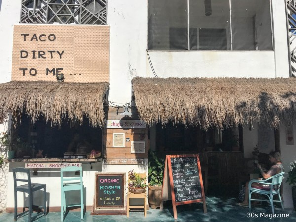 Chaya and Cacao